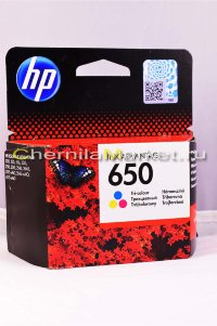 Картридж HP 650, Color (цветной), для DJ1015/ 1515/ 2515/ 2645/ 3515/ 3545/ 4515